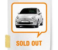 Nouvelle Fiat 500: déjà un record de vente !