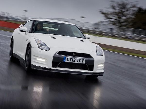 La Nissan GTR Track Pack débarque en Angleterre