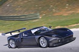 GT1: La Ford GT version 2010 a roulé