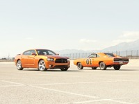 [vidéo] Dodge Charger 2011 vs General Lee, conflit de génération