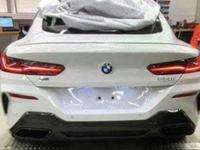 Surprise : la BMW Série 8 en fuite