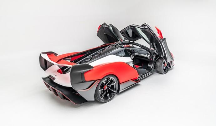 McLaren dévoile la Sabre