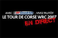 BF Goodrich vous invite au Tour de Corse