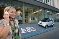 Smart : programme Car2go, l'Autolib vu par Daimler