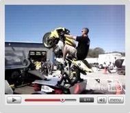 Vidéos du jour : Wheeling machine…