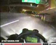 [Vidéo] Kart in the city