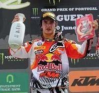 Motocross mondial Portugal : Toujours Herlings en MX 2