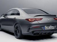 Mercedes: la CLA 45 AMG dévoilée par erreur?