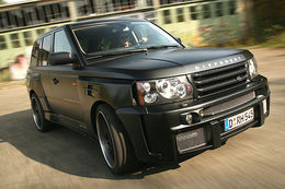 Range Rover Sport Heidl Different : 540 chevaux
