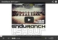 Rossi empoche le premier EnduRanch (vidéo)