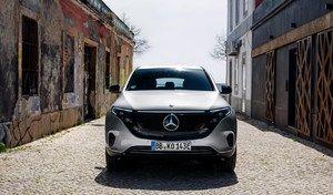 Mercedes EQC : le départ est donné