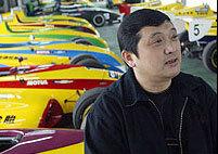 L'ex-patron de la F1 chinoise accusé de détournement