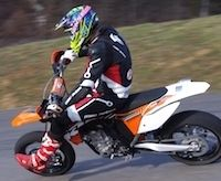 Essai KTM 450 SMR: supermot' de course... de série...