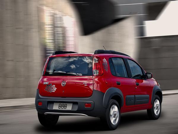 La nouvelle Fiat Uno : une Sandero italo-brésilienne