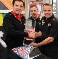 Actu Moto - Norton: Stuart Gardner n'est pas revenu les mains vides du TT