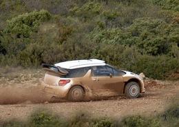 [vidéo] WRC : premiers tours de roues (filmés) de la Citroën DS3 WRC