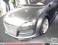 La vidéo du jour : Audi TT Clubsport Quattro Concept