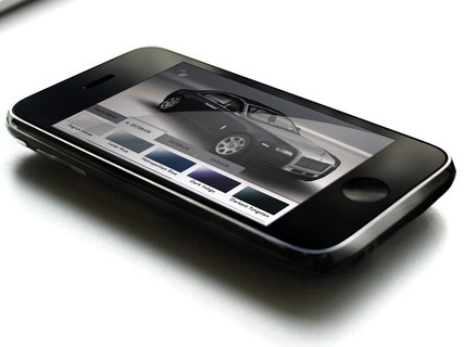 Pratique : configurez votre future Rolls-Royce grâce à votre iPhone