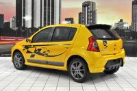 Salon de Sao Paulo : Renault Logan et Sandero F1 Team