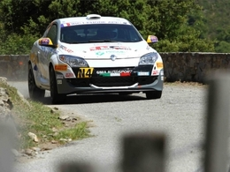 Tour de Corse - Delecour sur une Renault