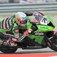 Superbike - Kawasaki: Vélocité et discipline pour Loris Baz à Misano