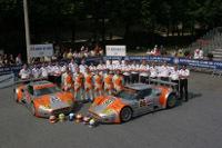 24 Heures du Mans 2007: les équipages Spyker sont connus