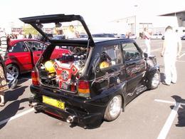 Saucisse du vendredi : Seat Marbella V8