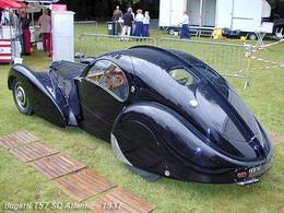 Enchère record: 20 millions pour une Bugatti !