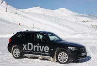 Conduite sur la neige : les avantages d'une 4 roues motrices