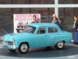 Miniature : 1/43ème - MOSKVITCH 402