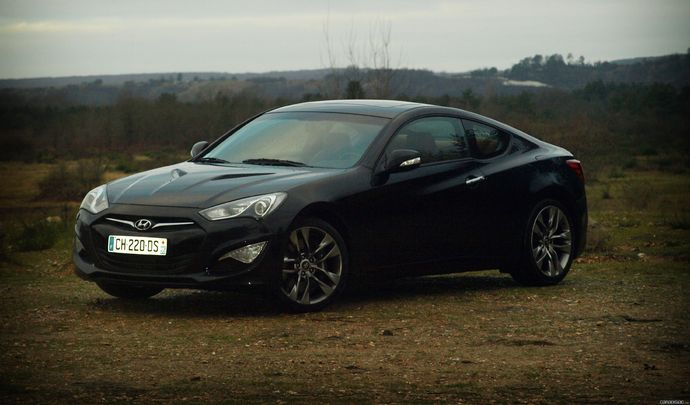 Le coupé Hyundai Genesis aura une suite