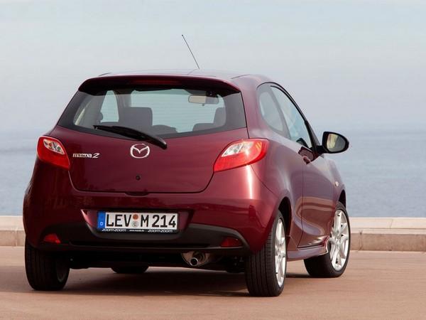 Mazda 2 restylée : la grille des prix