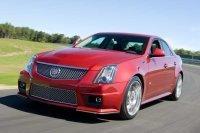Cadillac CTS-V : 75.990 euros pour la France !