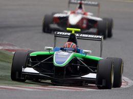 Jean-Eric Vergne en GP3 avec Tech 1 Racing!