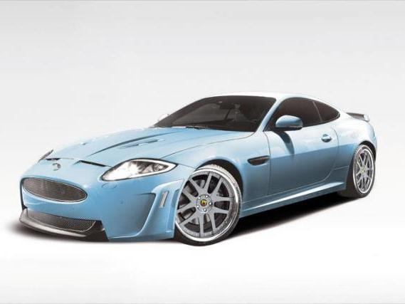 Jaguar XKR-S par Arden: ça tease