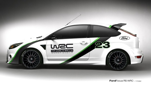 Ford Focus RS WRC Edition : de la Suisse naturellement