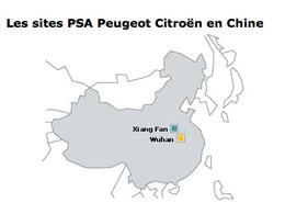 PSA annonce un partenaire supplémentaire en Chine