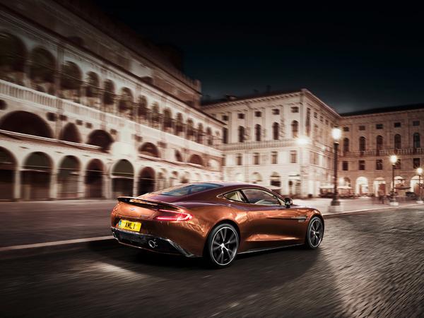 Aston Martin : de gros changements à venir, en commençant par le SUV ?