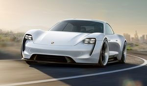 Électrique : Porsche suscite l'attention