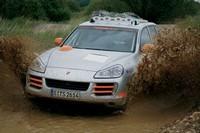 Porsche Cayenne S Transsyberia : session test