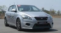 Kia Cee'd xR by Incus... et future sportive de 225 ch !