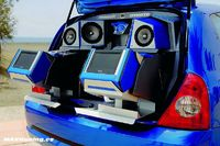Clio RS gros son : c'est pas un peu exagéré la?
