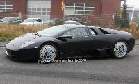 Future Lamborghini Jota: mulet 1ère!