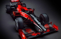 F1: Virgin réussit le crash test... on attend le verdict de la piste !