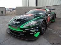 Photo du jour : Aston Martin DBR9