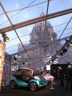 Reportage au Festival Automobile International 2010 : les autos ayant décroché les Grands Prix sont...