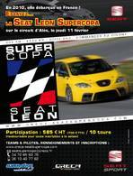 La Seat Supercopa France sur la voie du succès