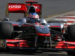 McLaren favorable au retour du SREC