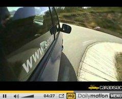 Vidéo : PaNic à bord ... de la Subaru Impreza WRX Satta System Sport