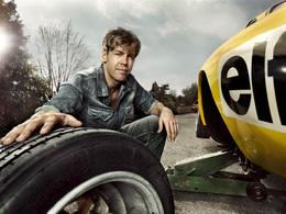 Shooting photo - Vettel en Alpine A110 : prélude ?